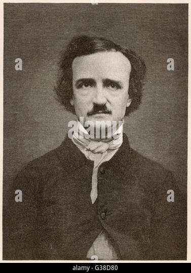 an analysis of the poetry of edgar allan poe an american author The meaning of poe's poem of solitude edgar allan poe (1809-49) wrote  the  sentiment is, indeed, something that many of us can relate to.