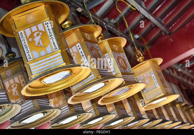 Lanterns - Stock Image