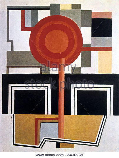 Composition 1924  - Stock Image