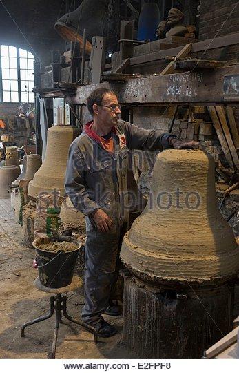Villedieu-les-Poeles France  city photos gallery : France Manche Villedieu les Poeles Cornille Havard bells foundry ...