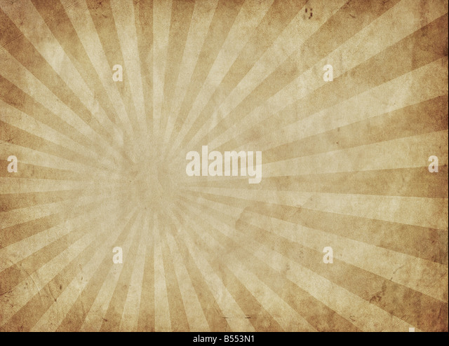 abstract aged ancient antique art background blank brown color grunge grungy illustration manuscript old page paper - Stock Image