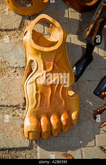 Wood carving cuba stock photos