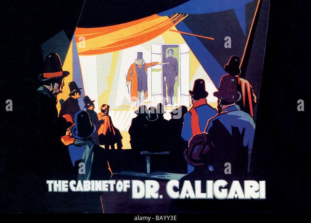 the cabinet of dr caligari stock photos the cabinet of dr caligari stock images alamy
