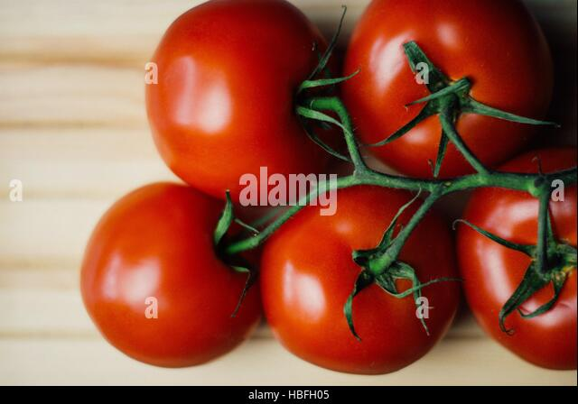 Tasty Tomatoes - Stock Image