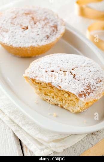Bocconotti, a Traditional Cake from Southern Italy - Stock Image