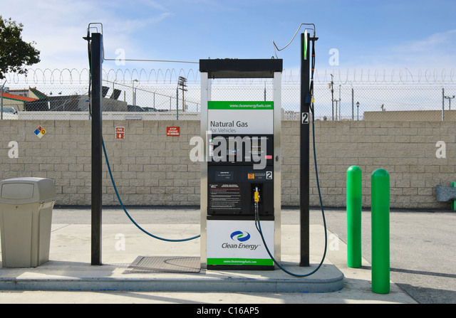 Compressed Natural Gas Filling Stations In Southern California