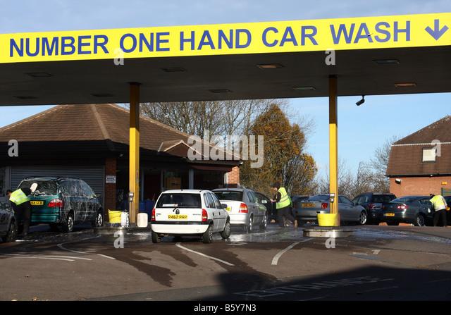 Hand Car Wash Near Me Uk