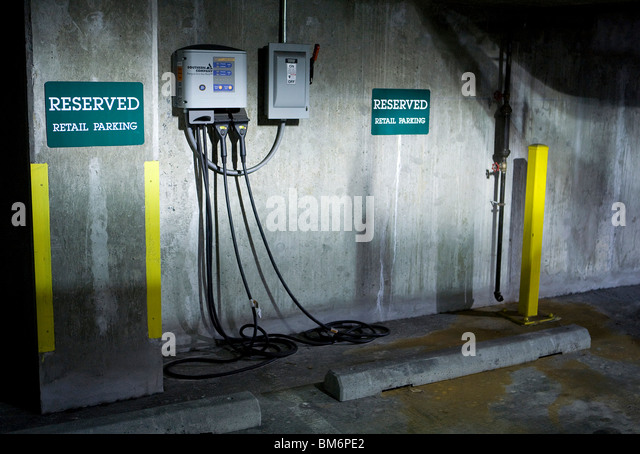 Prius Home Outside Electric Car Charger Usa