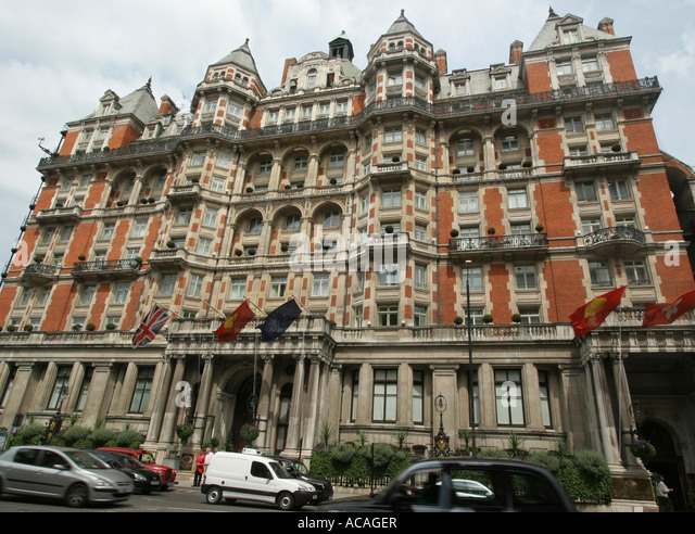 Mandarin Oriental London Hotel Stock Photos & Mandarin Oriental London Hotel Stock Images - Alamy