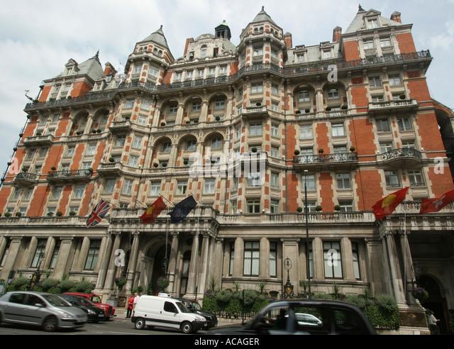 Mandarin Oriental London Hotel Stock Photos & Mandarin Oriental London Hotel Stock Images - Alamy
