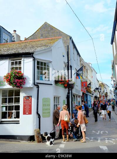 Tea Rooms In St Ives Cornwall