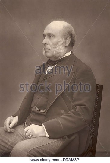 The Right Honourable W. H. Smith, M.P. - Stock Image