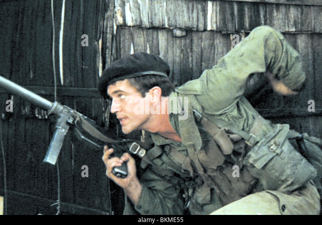 ATTACK FORCE Z (1982) MEL GIBSON AKFZ 001-02 - Stock Image