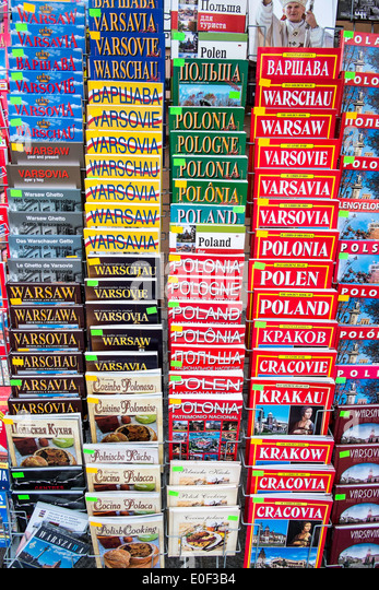 Poland travel warsaw guide guides international - Stock-Bilder