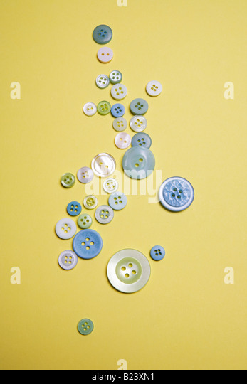 buttons - Stock Image