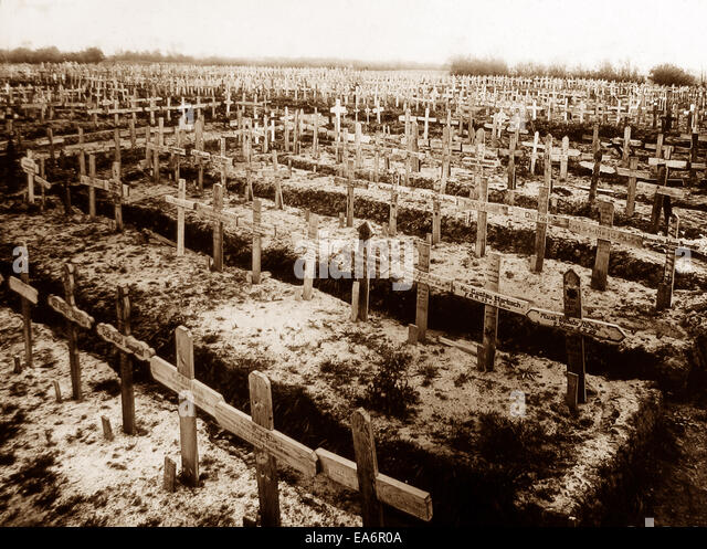 ww1 cemetery stock photos ww1 cemetery stock images alamy. Black Bedroom Furniture Sets. Home Design Ideas