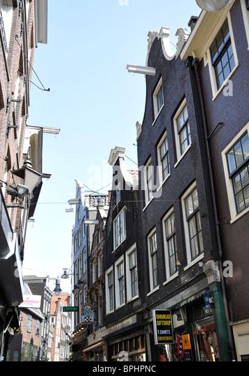 Amsterdam, Netherlands - Stock Image