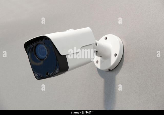 Cctv Camera Night Stock Photos & Cctv Camera Night Stock ...
