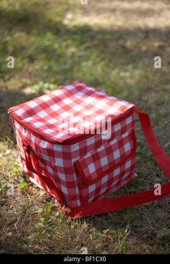 A cool bag box, Sweden. - Stock-Bilder