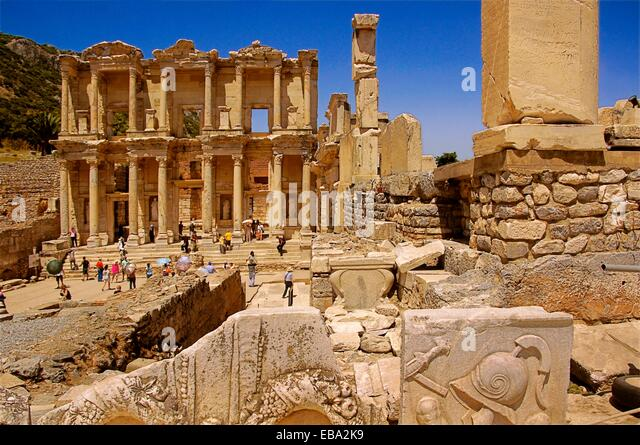 12 1st Century B.C. 250 ancient antiquity archaeology architecture Asia building built structure city classical - Stock Image