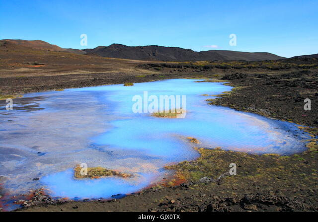 Geothermal power and hydrogen in iceland