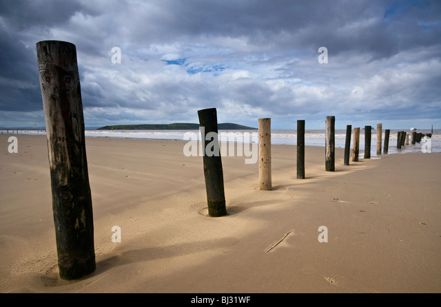 Weston-super-Mare - Stock Image