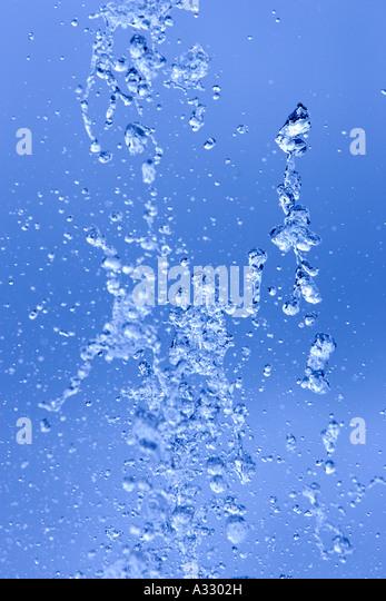 Water drops - Stock Image