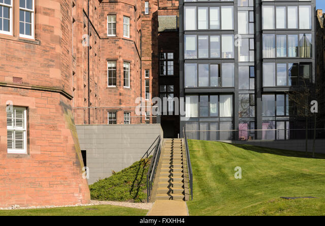 New Build Flats Quaryer Mile Edinburgh