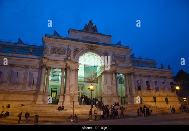 Via nazionale stock photos via nazionale stock images for Palazzo delle esposizioni via nazionale roma