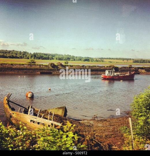 River Clyde Fishing Stock Photos & River Clyde Fishing ...: http://www.alamy.com/stock-photo/river-clyde-fishing.html