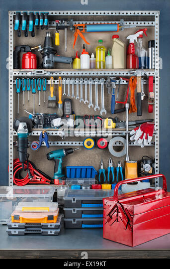 Rack saw stock photos rack saw stock images alamy for Garage ad biard