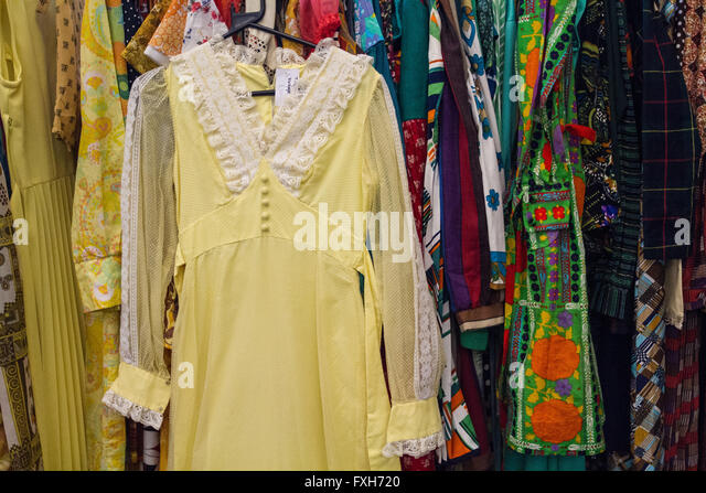 vintage clothes fair stock photos vintage clothes fair