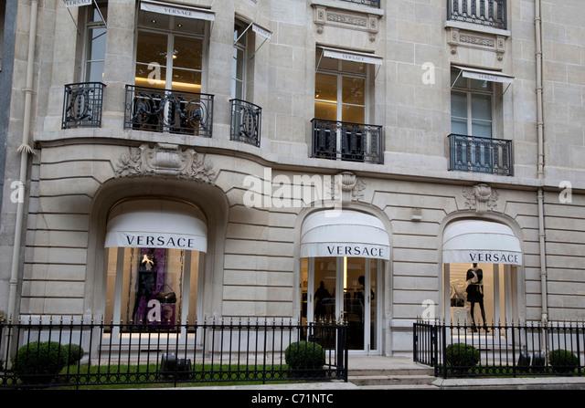 Versace Logo Stock Photos Versace Logo Stock Images Alamy