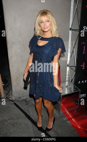 Paris Hilton Blonde Stock Photos & Paris Hilton Blonde ...