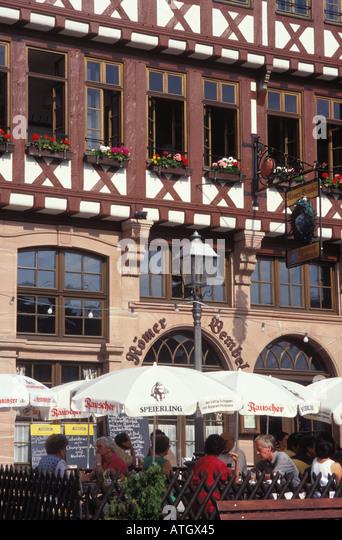 Bembel stock photos bembel stock images alamy for Terrace 45 restaurant