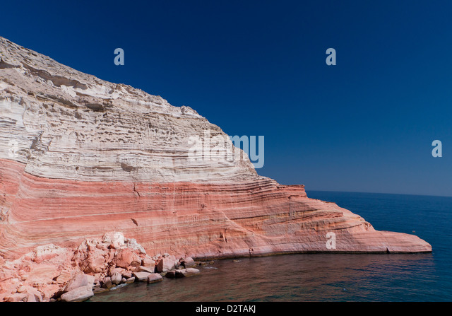 Punta Colorado, Isla San Jose, Gulf of California (Sea of Cortez), Baja California Sur, Mexico, North America - Stock Image
