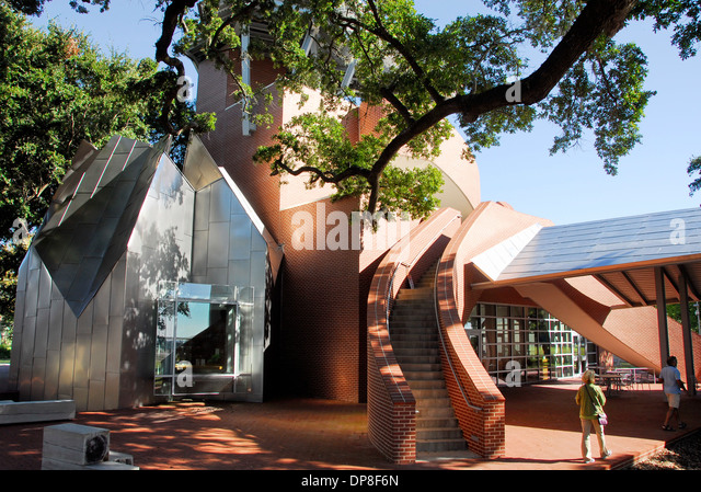 Ohr-O'keefe Museum of Art in Biloxi, Mississippi - Stock Image