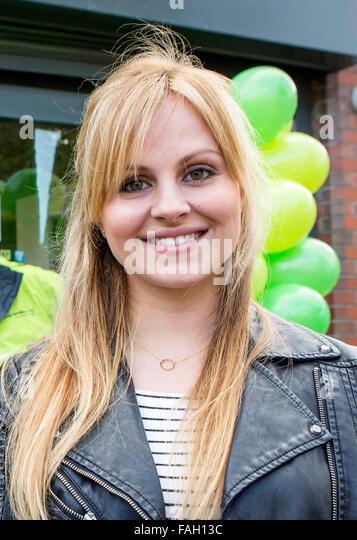actress Tina O'Brien Picture by Chris B - Stock-Bilder