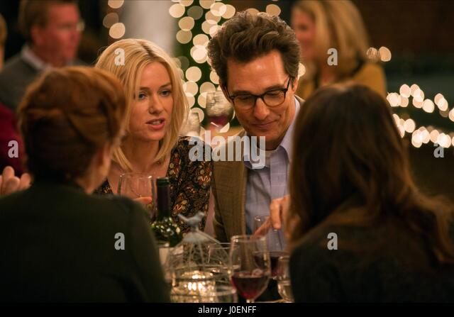 NAOMI WATTS & MATTHEW MCCONAUGHEY THE SEA OF TREES (2015) - Stock Image