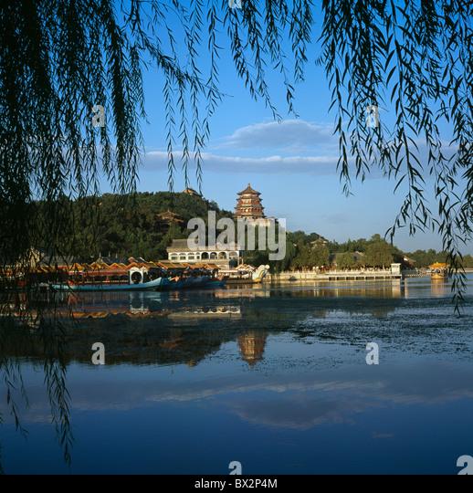 The Summer Palace in Beijing China. 2010 - Stock-Bilder