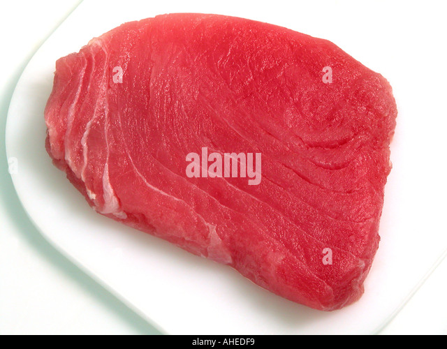 how to cut tuna steaks