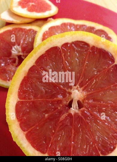 Grapefruit - Stock Image