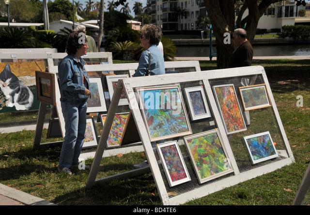 Delray Beach Florida Arts Festival