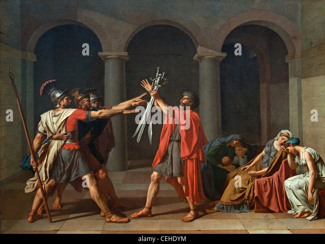 Jacques Louis David Oa...