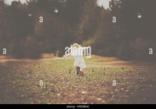 childhood - Stock Image