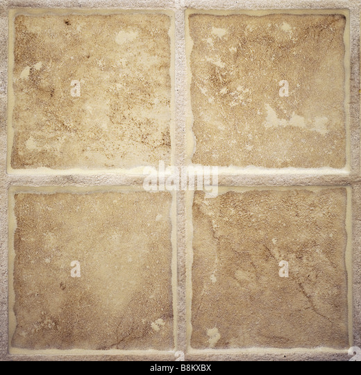 interior tiles isolated on white background - Stock-Bilder