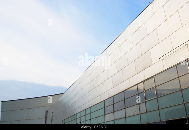 Museum of Contemporary Art Helsinki Finland - Stock Image