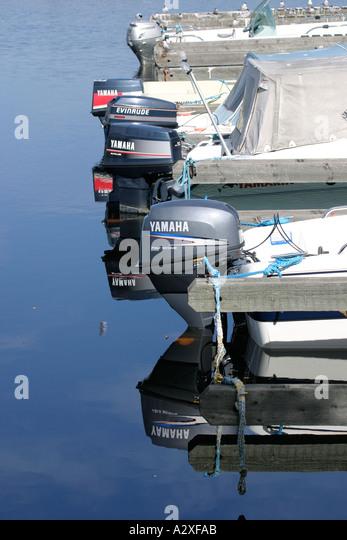Yamaha Outboard White Smoke