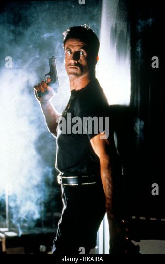 DEMOLITION MAN (1993) SYLVESTER STALLONE DMM 053 - Stock Image