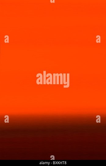 Abstract colour, color - Orange - Brown - Stock-Bilder